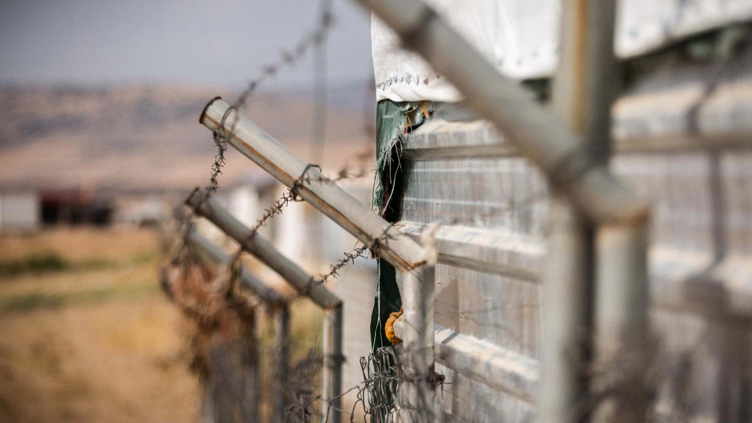 Irakisk flyktningleir